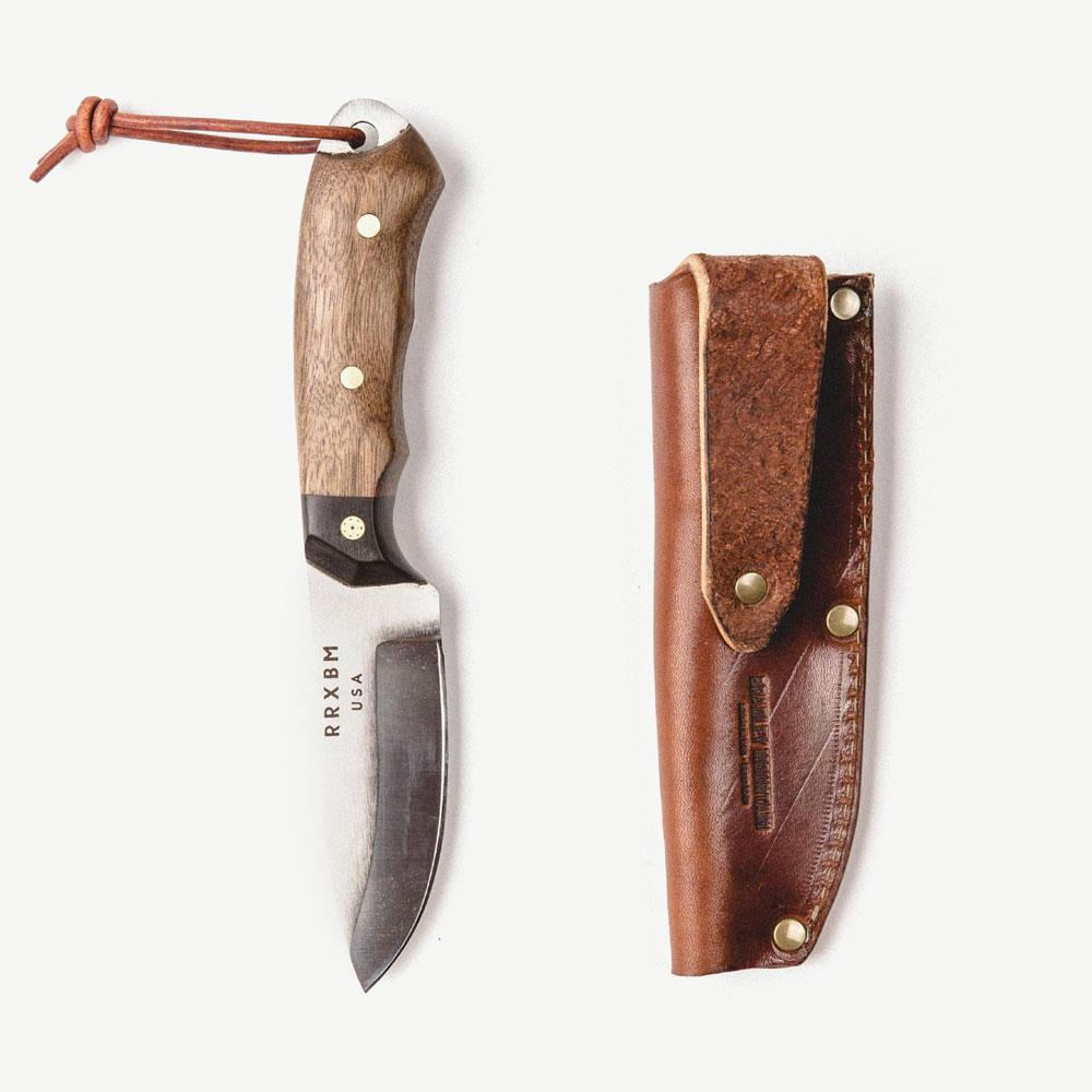 Field Knife - Walnut & Ebony