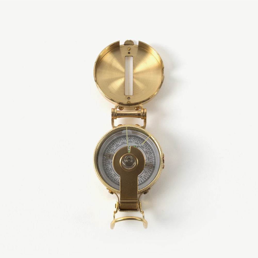Engineer Compass - Brass Bradley Mountain