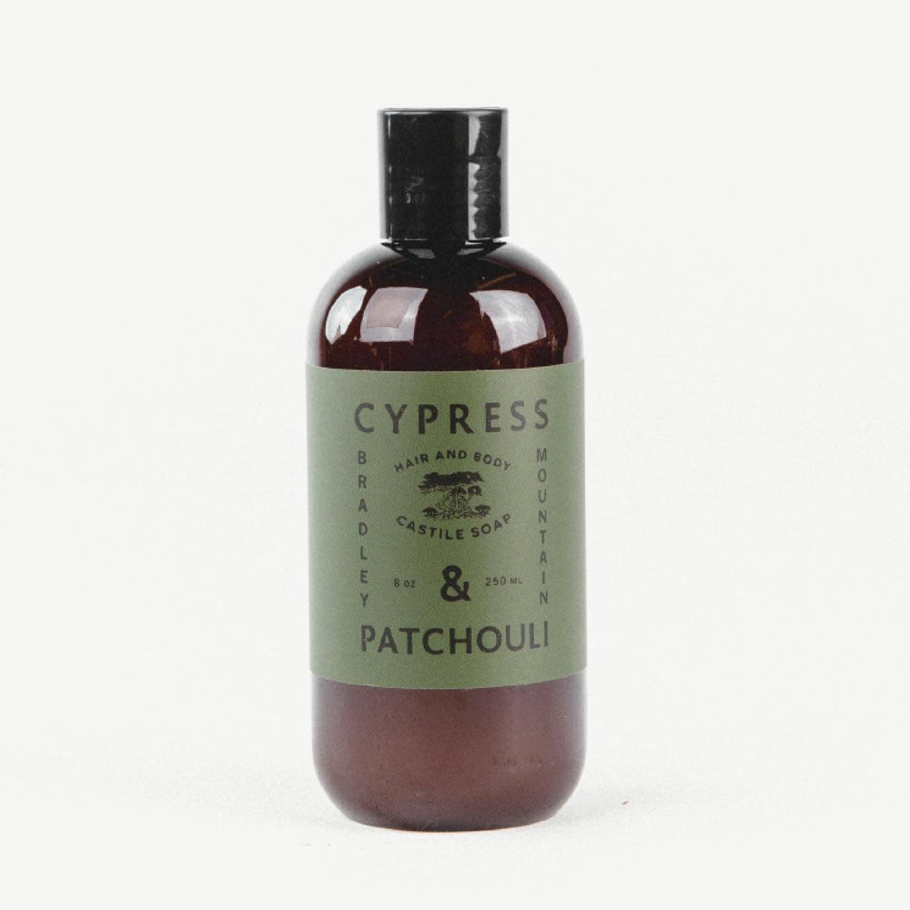 Hair & Body Soap - Cypress & Patchouli