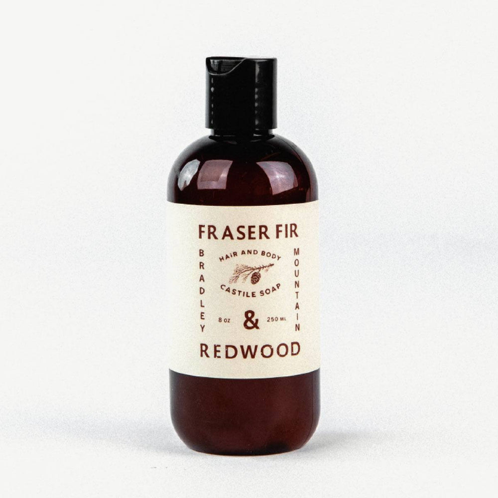 Hair & Body Soap - Fraser Fir & Redwood