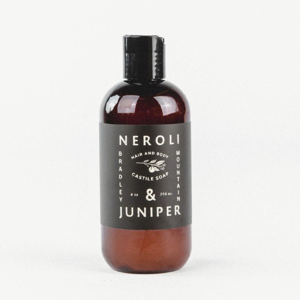 Hair & Body Soap - Neroli & Juniper