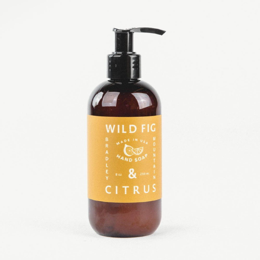 Hand Soap - Wild Fig & Citrus