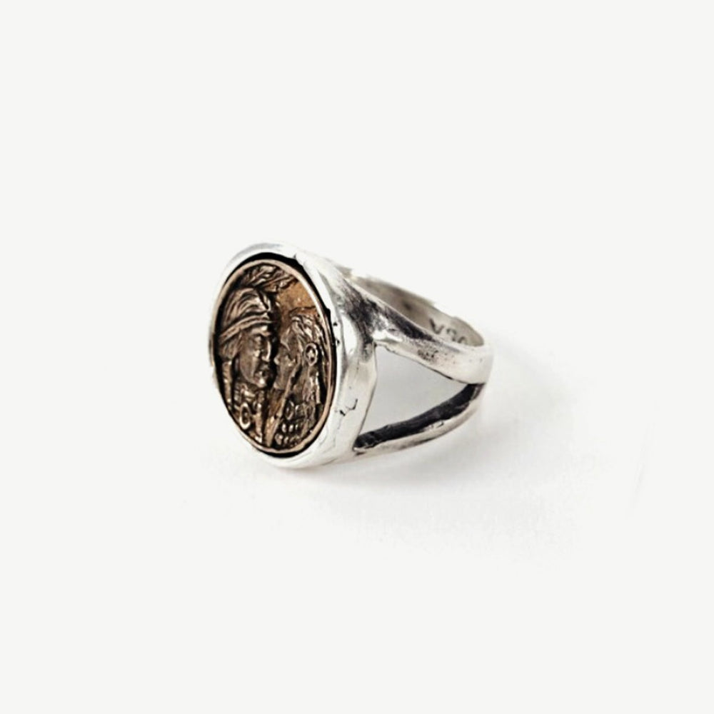 Native Bronze Ring