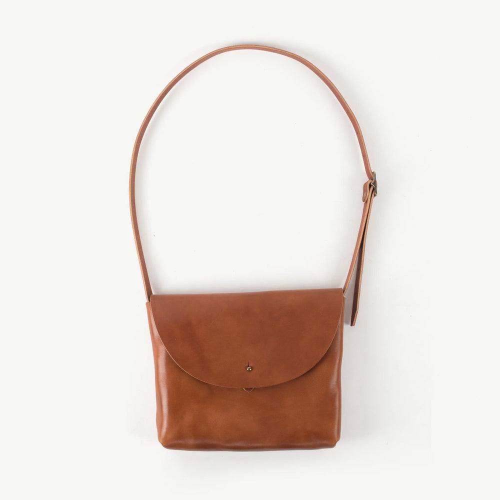 Rue Crossbody - Brown