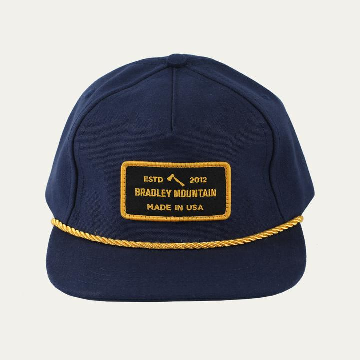 Sailcloth Captain's Cap