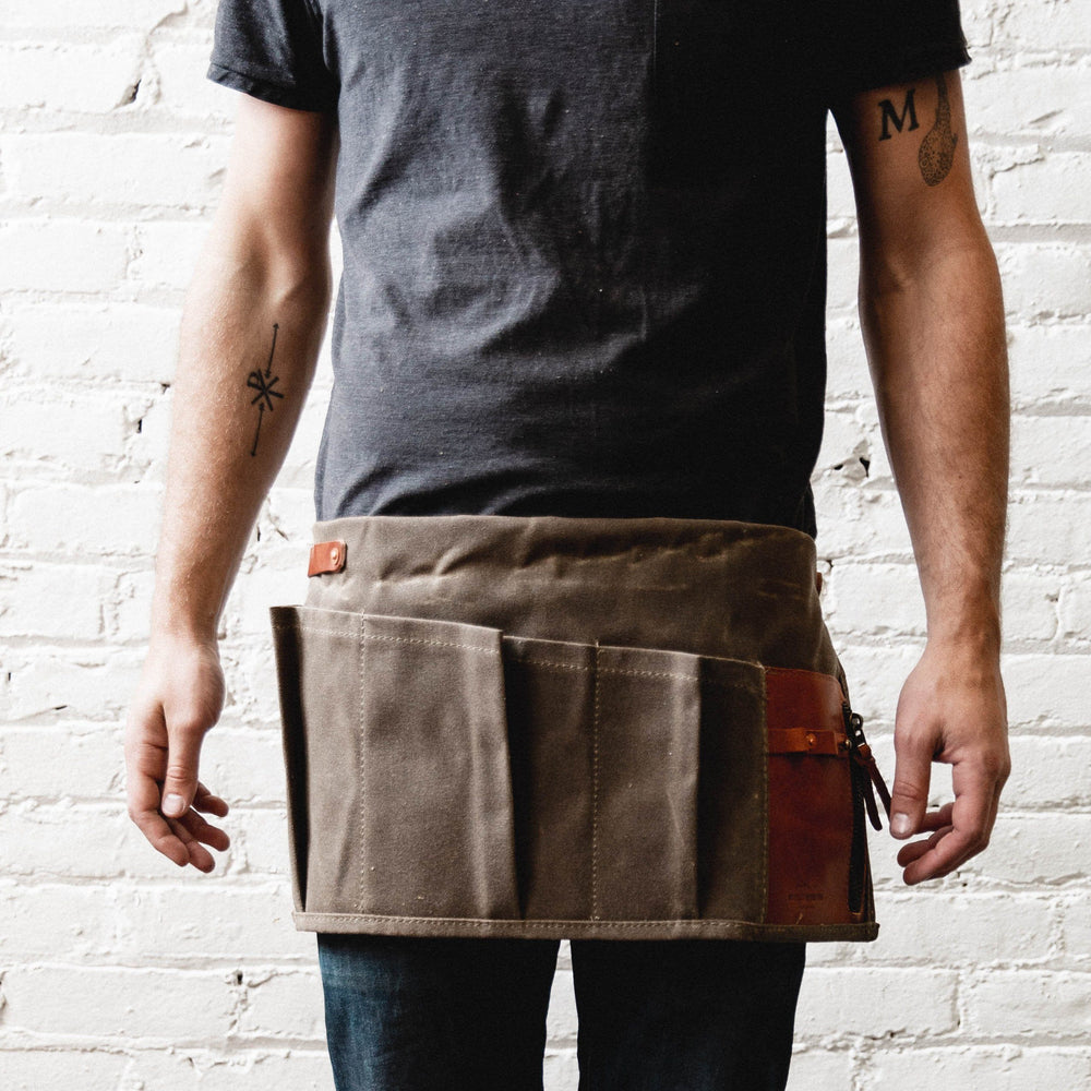 Tool Roll - Charcoal