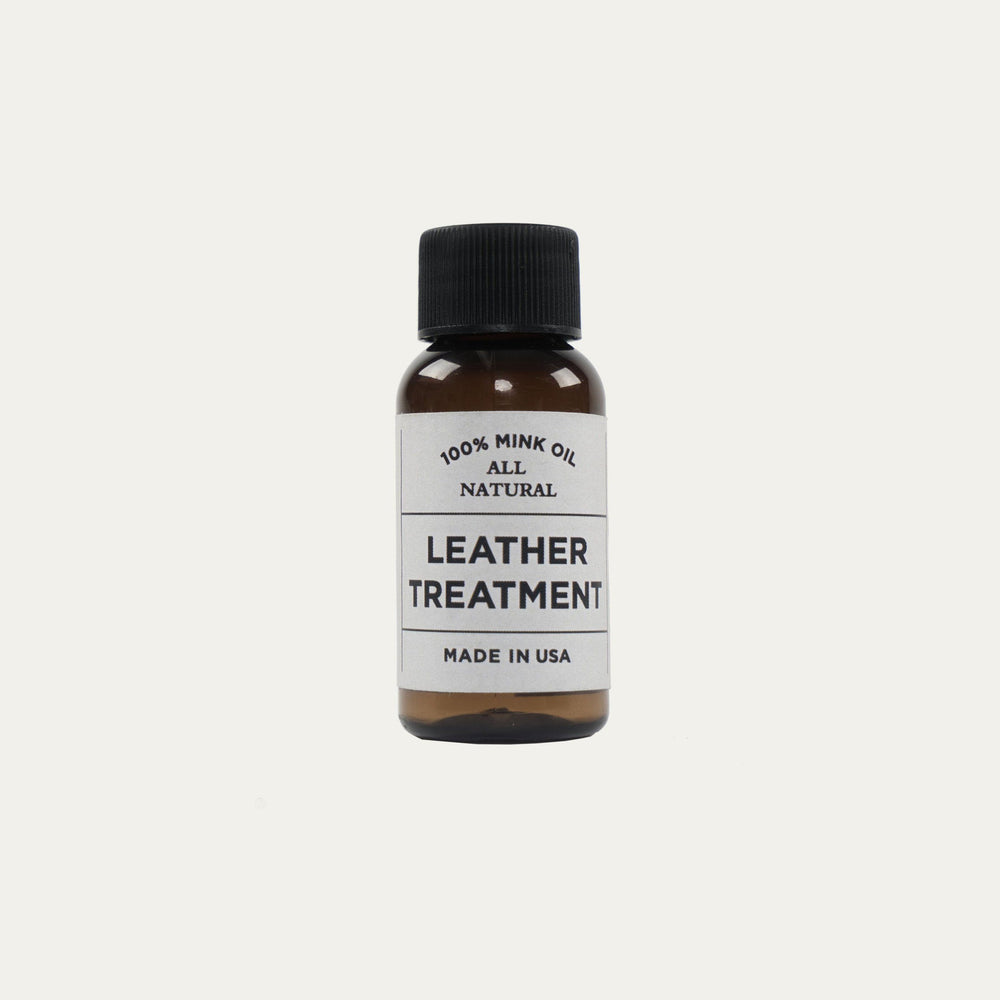 Travel Leather Treatment