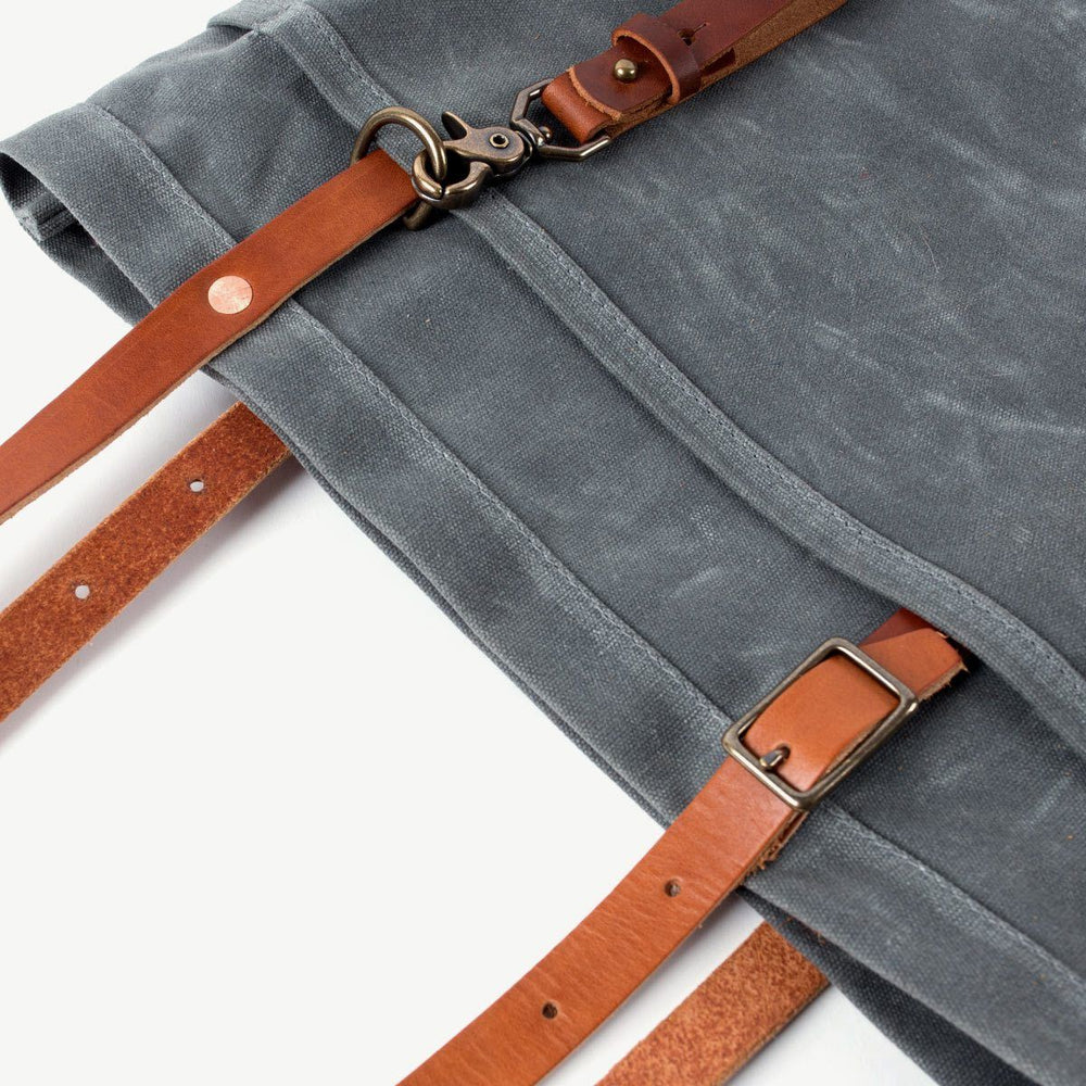 Utility Tote - Charcoal