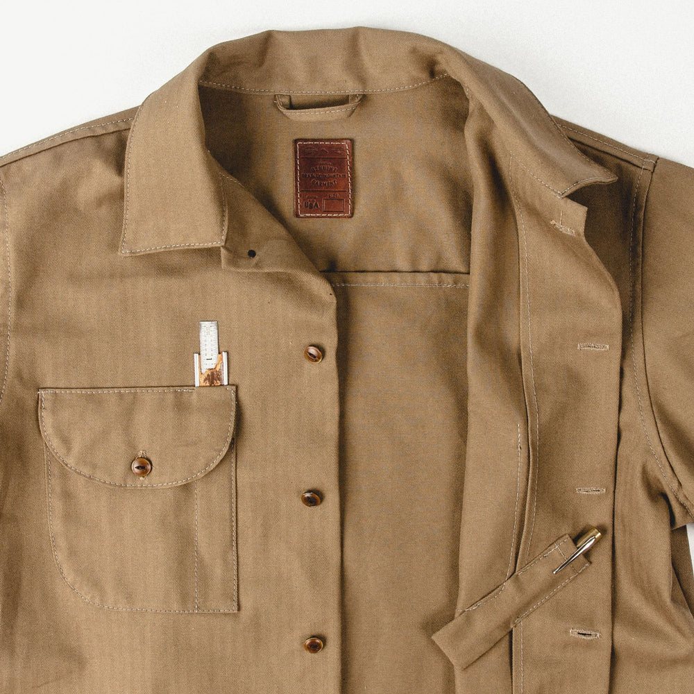 Workshirt - Herringbone - Preorder