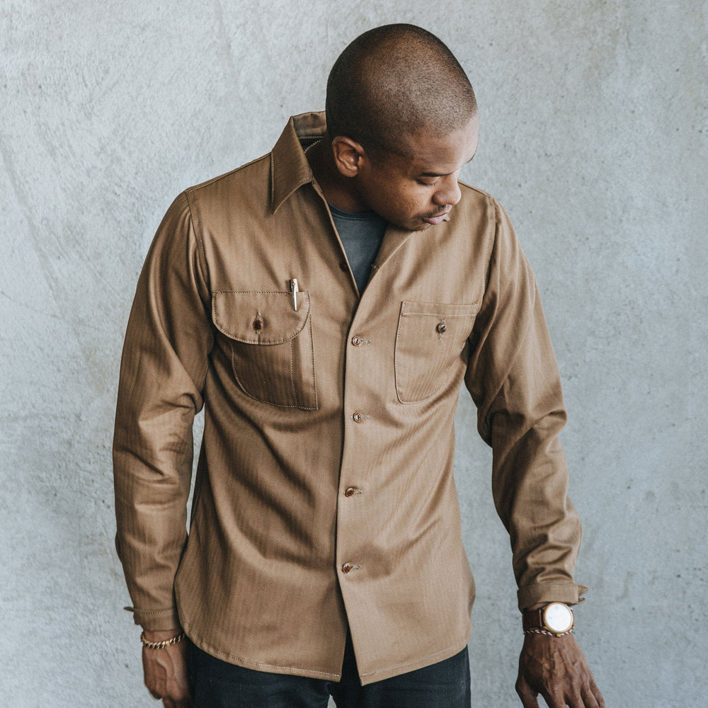 Herringbone Workshirt