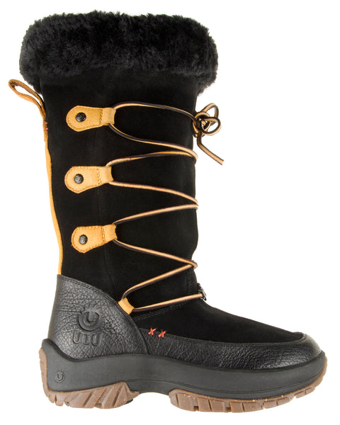 Women's Nanuq Boot Black - FINAL SALE