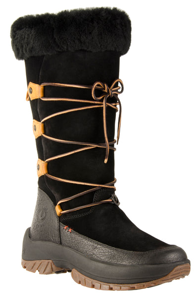 Women's Nanuq Boot Black