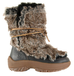 Women's Nuna Boot Black - FINAL SALE