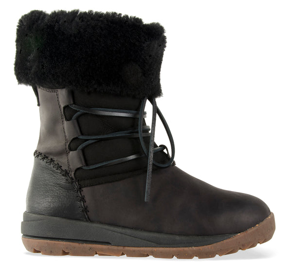 Raven Boot in Black