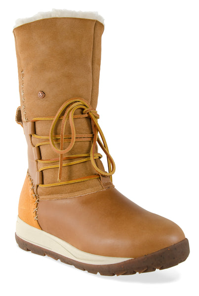 Raven Boot in Tan