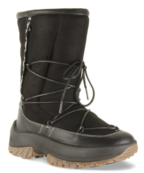 Women's Crow Boot in Black