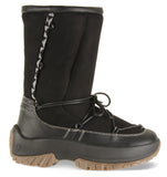 Women's Crow Boot in Black - FINAL SALE