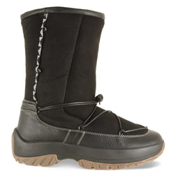 Men's Crow Boot in Black - FINAL SALE