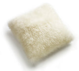 ULU Long Straight Wool Pillow Ivory - Large