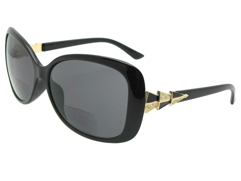 Womens Fashion Bifocal Sunglasses Style B106