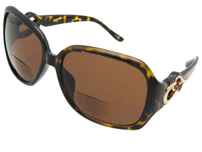 Womens Fashion Bifocal Sunglasses Style B119