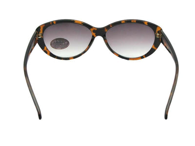 Style R99 Big Cat Eye Full Reader Lens Sunglasses