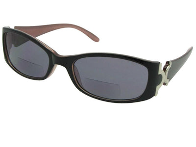 Womens Small Fashion Bifocal Sunglasses Style B22
