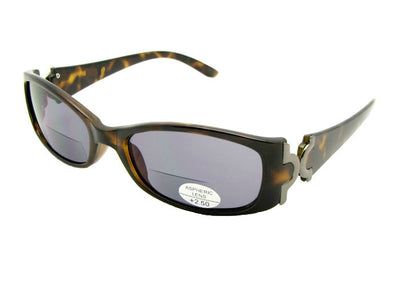 Womens Small Bifocal Sunglasses Style B22T