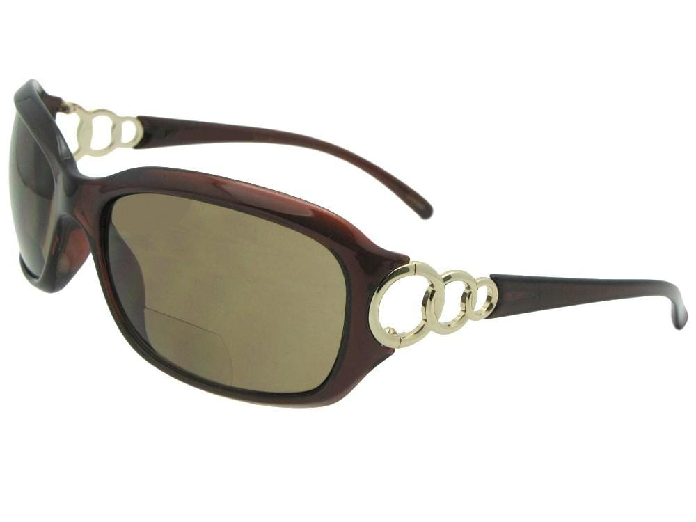 Women's Premium Fashion Bifocal Sunglasses Style B26