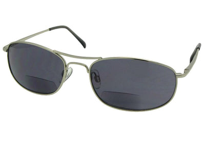 Bifocal Sunglasses Style B2 +3.00 Magnification Only