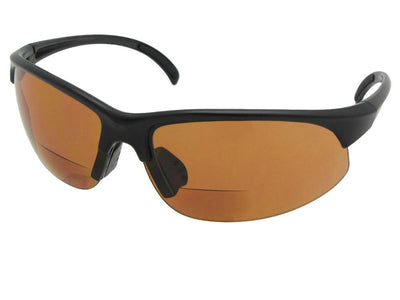 Bifocal Sunglasses For Sports or Casual Wear Style B33