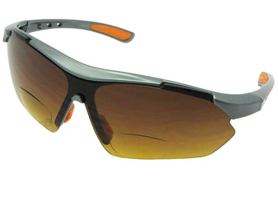 HD Bifocal Sports Sunglasses Style B35