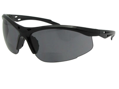 Safety Bifocal Sunglasses Style B37