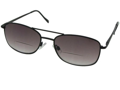 Modified Aviator Bifocal Sunglasses Style B9