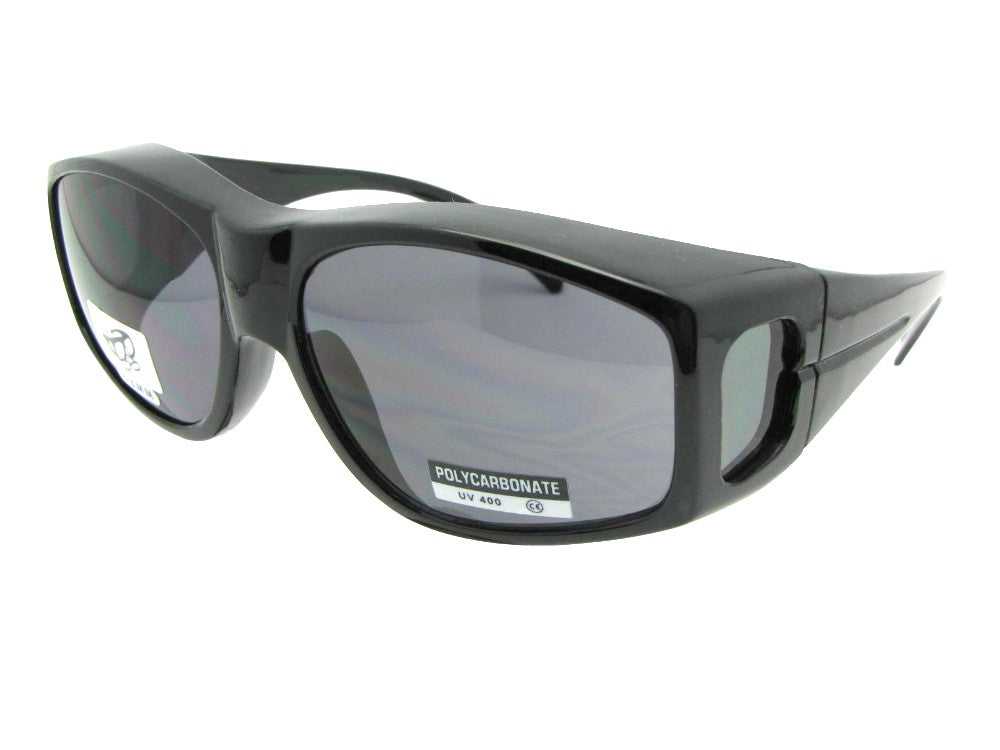 0df835d8f6 Large Non Polarized Fit Over Sunglasses Style F18