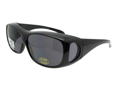 Medium Size Non Polarized Fit Over Sunglasses Style F1