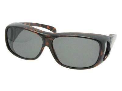 Medium Polarized Fit Over Sunglasses Style F1