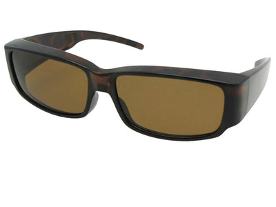 Small Sleek Shape Fit Over Sunglasses Style F25