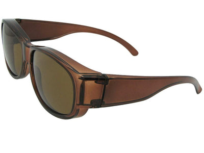 Semi Round Medium Fit Over Sunglasses Style F26