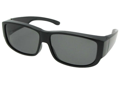 Medium Polarized Fit Over Sunglasses Style F27