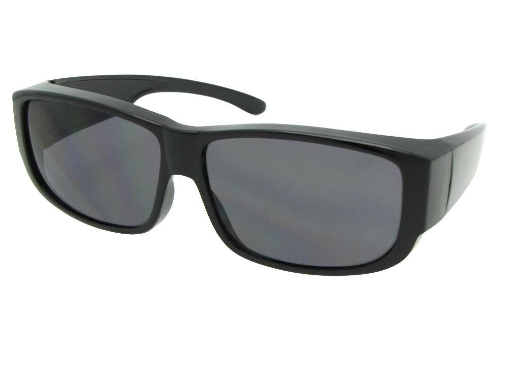 Non Polarized Medium Fit Over Sunglasses Style F27