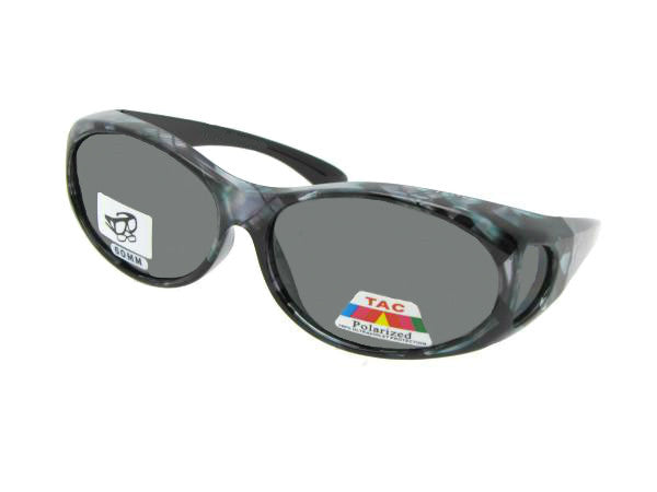 Style F3 Marble Look Frame Fit Over Sunglasses