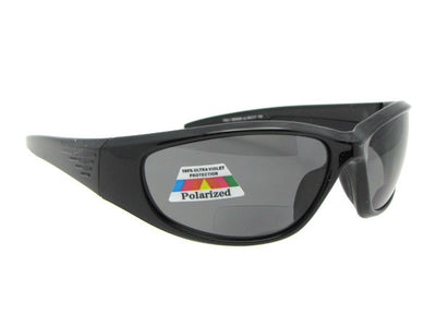 Sports Frame Polarized Bifocal Sunglasses P11