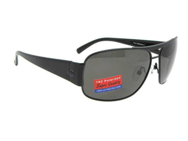 Style PSR22 Modified Aviator Polarized Sunglasses