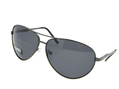 Aviator Shape Polarized Sunglasses Style PSR20
