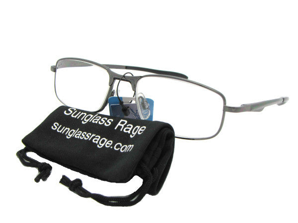Style R33 Metal Spring Temple Reading Glasses