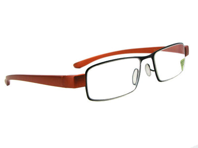 Wide Frame Reading Glasses Style R30