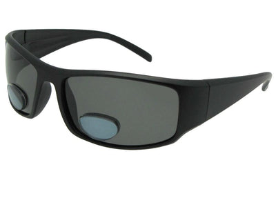 Large Wide Bifocal Sunglasses For Fishermen Style P13