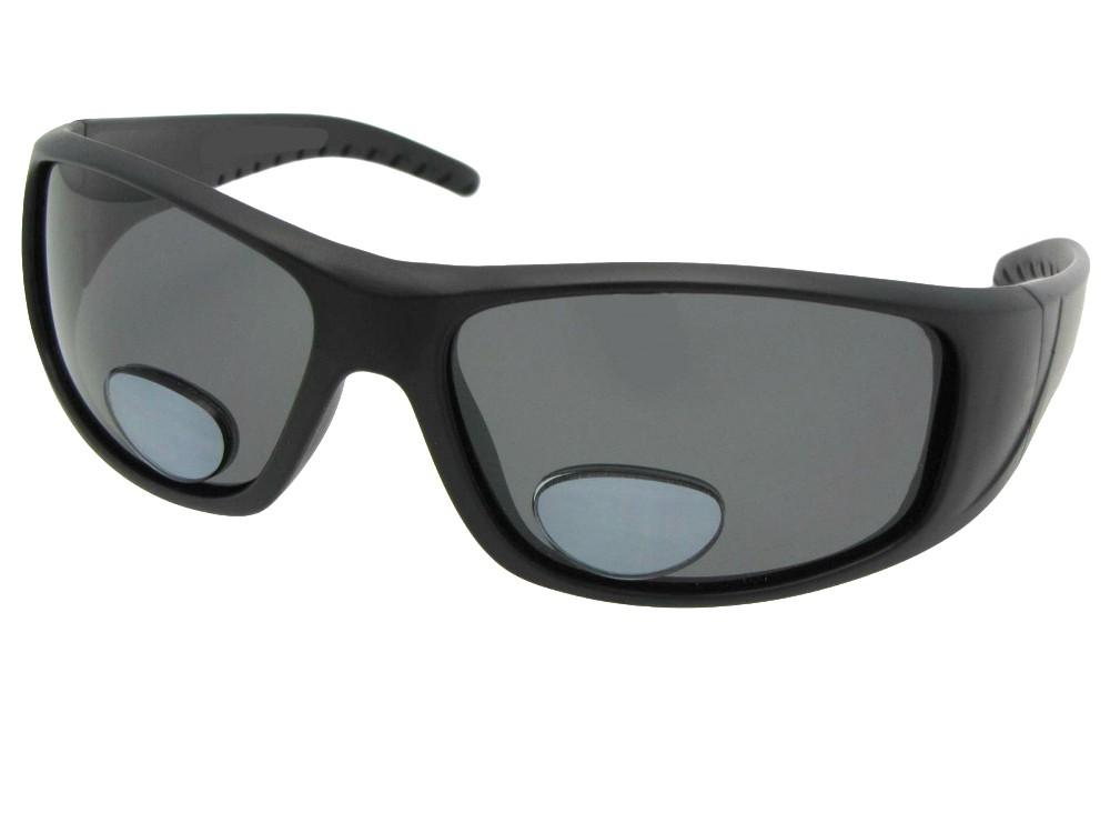 e47ff0cdabab Polarized Fishing Bifocal Sunglasses Style P14 - Sunglass Rage