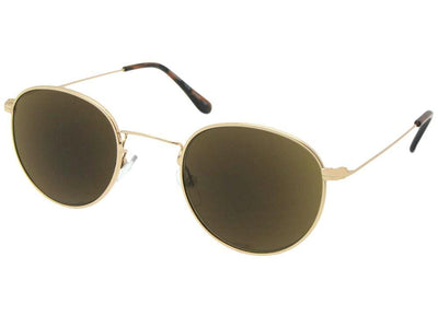 Semi Round Reading Sunglasses Style R106